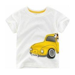 La moda de algodón personalizadas para NIÑOS Camiseta Manga corta