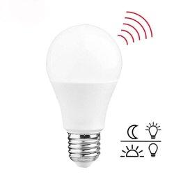 고품질 A60 6W LED 레이다 운동 측정기 전구