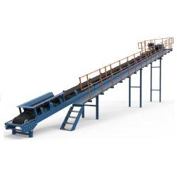 Ske padronizar a correia transportadora de mineração para o sistema de manuseio de materiais a granel
