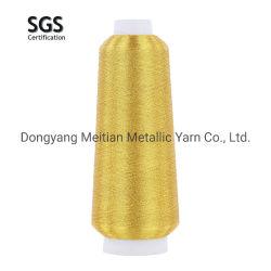 Het Bestand Borduurwerk Garen van Mej. Type Metallic Strong High-temperature