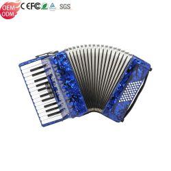 Fisarmonica messicana tastiera Diatonica strumento per fisarmonica a 31 pulsanti digitale