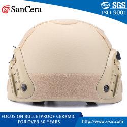 Inj IV Bulletproof balistique de niveau III pour la police militaire casque /