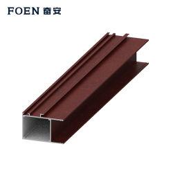 Accessoires intérieurs trimestre tuile coin rond en aluminium de garniture de profil de construction