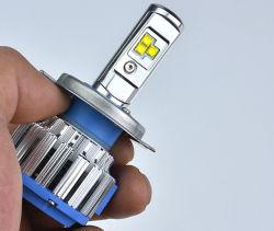 T1 H4 Turbo Kit de Projecteur à LED 50W 6000lm H1 H3 H7 H8 H9 H11 Hb3 Hb4 Fun Ampoule de LED lumière LED de voiture d'entraînement de feux de brouillard