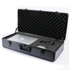 حقيبة من الألومنيوم للأدوات التغليف مع المقسم والحقيبة