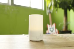 2021 мини-домашних портативных 70мл USB автомобильный освежитель воздуха увлажнитель воздуха, мини-Portable Humidifiers очистителя воздуха с помощью света, регулируемые режимы масляным туманом диффузор для дома