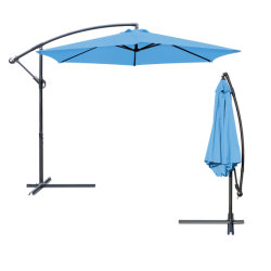 3M 실외 가든 비치 파라솔 칸틸레버 우산 파티오 우산