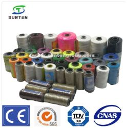 spool의 높은 강인 PE/PP/Polyester/Nylon 플라스틱 뒤틀렸거나 땋아진 Multi-Filament 포장기 또는 스레드 또는 패킹 선 또는 어망 삼실 (210D/380D) 또는 권선 또는 감개틀 또는 행크