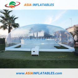 Couverture de piscine Gonflables de plein air, Piscine d'eau Couvercle de la bulle