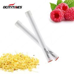 ヘルスケアの製品のOcitytimes 200のパフの小型使い捨て可能なEタバコ