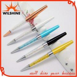 새로운 디자인의 크리스털 다이아몬드 볼포인트 선물 펜(BP0031)