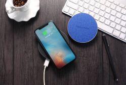 شاحن Qoh لاسلكي Qi شاحن USB للسيارة لـ iPhone و هاتف Samsung المحمول