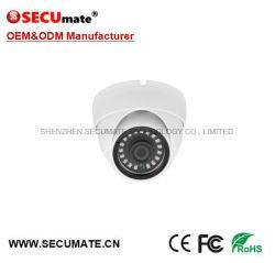 كاميرا فيديو CCTV ذات قبة WDR ذات إشارة تناظرية بدقة 1080p ودقة TVi Ahd CVI الكاميرا