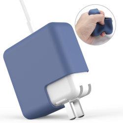 Geschikt voor het Geval MacBook 12 Dekking 634 van de Bescherming van de Macht van het Notitieboekje van de Appel van het Silicone van de Contactdoos van de Adapter Air13PRO15