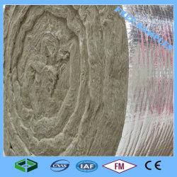De Deken van de Glaswol van Fibering rolt Waterdichte Isolatie Versterkte Aluminiumfolie