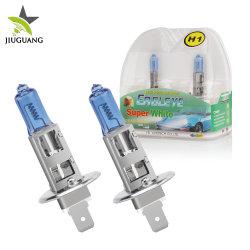 أنظمة الإضاءة الأوتوماتيكية المصباح الأمامي الهالوجيني H7 H4 المصباح الأمامي، المصابيح الأمامية ذات الوضع التلقائي الرخيص H11 مصباح الهالوجين الأمامي H4 H7