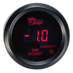 Wassertemperatur-Messinstrument-Auto-Digital-Wassertemperatur-Messinstrument-Anzeigeinstrument mit Fühler für Selbstgrad des auto-52mm 2in LCD 40~120celsius