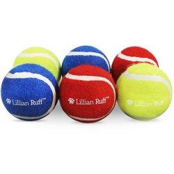 Chien de compagnie interactif Professionnel OEM de mâcher de jouets chien balle de tennis