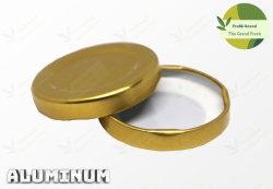 Запатентованная технология 48мм алюминиевых крышку расширительного бачка с помощью кнопки