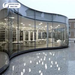 5мм-19мм Clear/Тонированное / плоских/изогнутый/Дизайн закаленного/ламинированные/Закаленное/безопасности/здание из стекла окна/двери и мебель /Balustrade/поручня/ванная комната/Показать