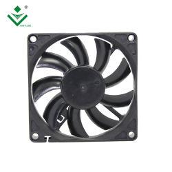 Одежда вентилятор сушителя 15мм 80мм вентилятор охладителя нагнетаемого воздуха 12 Вольт постоянного тока 24 В вентилятор 80x80x15 8015