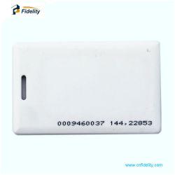 UHF бесконтактный считыватель карт толщиной складного метки RFID контроля доступа