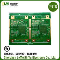 6 Schichten Fr4 94V0 UL-Bescheinigung HDI Schaltkarte-Vorstand-gedrucktes Leiterplatte-