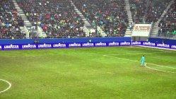 P10 مم المسافة التجارية بين كرة القدم شاشة LED مسعر، شاشة LED خارجية كاملة الألوان