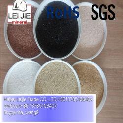 Couleur naturelle de sable pour revêtement de pierre extérieure de l'usine chinoise