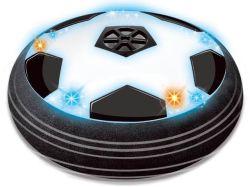 أرخص موسيقى خفيفة ملونة كرة قدم داخليّة لعبة هواء قوة على متن الطائرة كرة القدم