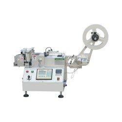 (JQ-3012) Contrassegni completamente automatici di velocità veloce, taglierina calda e fredda del nastro del poliestere del raso
