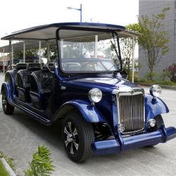 Royal fait sur mesure pour les visites de voiture classique électrique