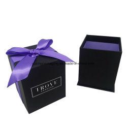 Ruban personnalisé de qualité supérieure Fancy papier décoratif boîte à bijoux