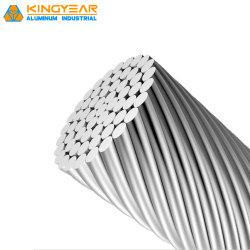 A AAC CAL todos os condutores de alumínio liga de alumínio de catenárias fio condutor descoberto cabo de alimentação em alumínio para Distribuição Elétrica