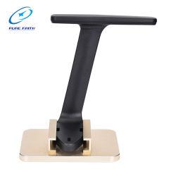 Professionelle schwarze Büro-Stuhl-Armlehnen-Spiel-Stuhl-Armlehne der Einspritzung-AC-36