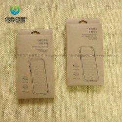 Настраиваемые мобильного телефона случае 3c цифровой электронной аксессуары крафт-бумаги или упаковке