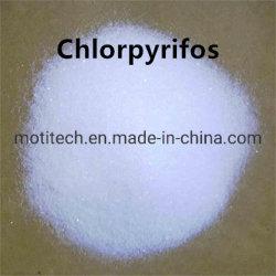 殺虫剤のChlorpyrifos 97% Tcの製造業者