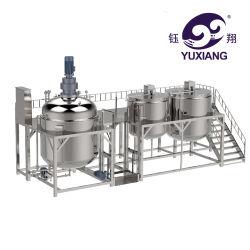 Косметический жидких химических крем Homogenizer заслонки смешения воздушных потоков жидких химических электродвигателя смешения воздушных потоков