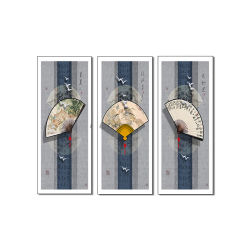 Het Chinese Schilderen van het Canvas van Hotsale van de Stijl voor Hotel