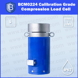 Bransensor Calibration Grade Compression Load Cell with High Accuracy(BCM0224)