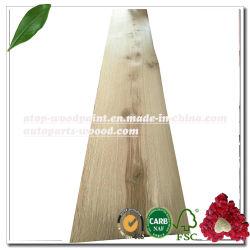 Chapa de madera de roble blanco Knotty rústico de la puerta de madera contrachapada muebles