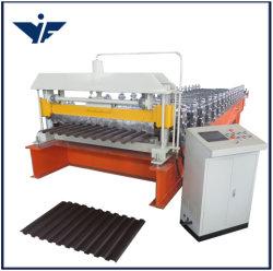 Roll Forming machine van het Wandpaneel van het dak Prijs van de fabrikant