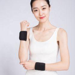 Tourmaline-magnetische Massage-Therapie-selbstklebender magnetischer TherapieWristband