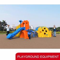 Het commerciële OpenluchtPretpark van de Speelplaats Voor het Beklimmen van Jonge geitjes