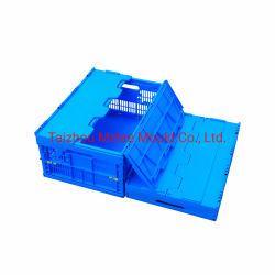 Roulement d'injection plastique personnalisé Boîte en plastique d'usine de la Caisse de formage de moulage