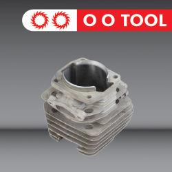 Scie à chaîne de pièces de rechange 4500 cylindre avec de hautes performances