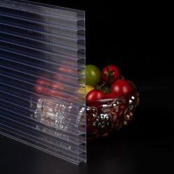 المظلات والمظلات المضادة لأثر الضباب المضادة للأشعة فوق البنفسجية المضادة للاثباب غطاء السقف
