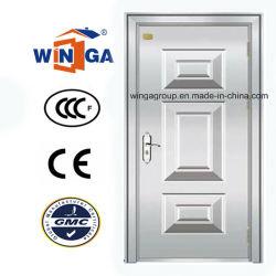 Einzelne Edelstahl-Sicherheits-außentür (W-GH-05)