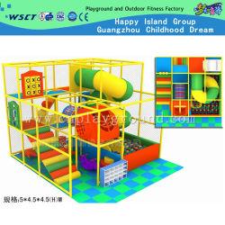 Parco giochi al coperto struttura di avventura per bambini (M11-C0006)