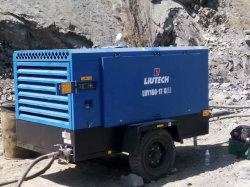 16m3 17bar Luy160-17 Compresor Diesel Portátil para minería